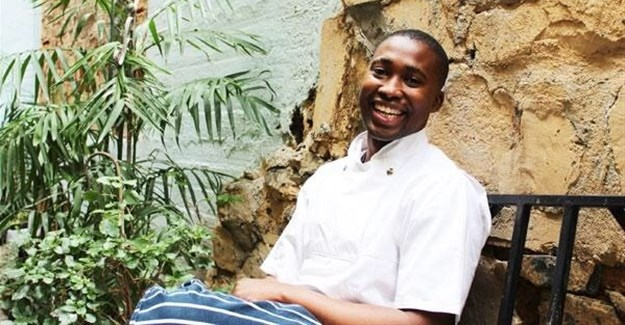 #YouthMonth: Top young chef Katlego Mlambo