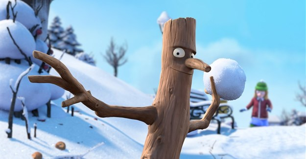 Stick Man, co-directed by Snaddon, won Le Cristal at Annecy