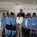 Enterprises UP celebrates Cell C Take a Girl Child to Work Day