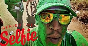 #BehindtheSelfie with... Kgomotso G Mautloa