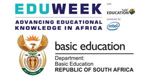 Inspiring key notes and content at Eduweek with SABC Education powered by Intel