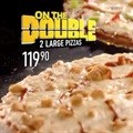 Debonairs Pizza On the Double