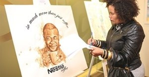 Nestlé Art Project - Creatives Awards Judge, Maria McCloy