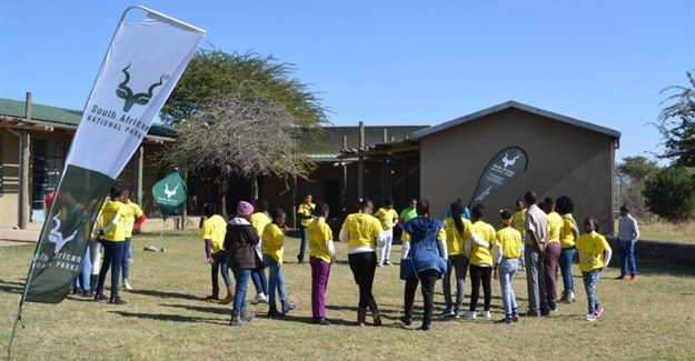SANParks green school initiative opens for 2016