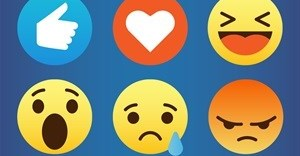 Now there's more to like and love about Facebook's new reactions