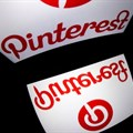 Pinterest sees itself as being positioned at the crossroads of social networking and online search, with users consulting it when seeking out products or services. Picture: AFP Photo/Lionel Bonaventure