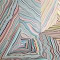 """Marbelous Wood """"Refraction #1"""" by Snedker Studio"""