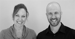 Amanda Cromhout, CEO of Emerce Commerce and Truth, and Emerce Commerce CTO, Matt Roux.