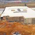 New Springs Mall already 90% let