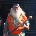 Lesedi plays host to famous adventurer Kingsley Holgate