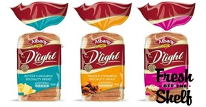 #FreshOffTheShelf: Flavoured bread to D'light your senses