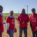 Kouga Wind Farm project injects R800m into local community