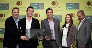 DoubleTree by Hilton Cape Town awarded 5-Star Green Rating