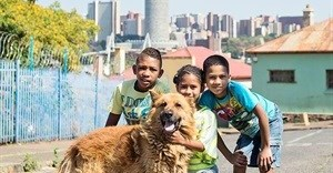 Zinto and the Sandton SPCA promote the humane treatment of animals