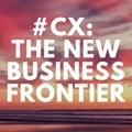 #CX: The new business frontier