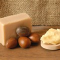 Shea fruit and by-products. Image by 123RF