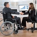 Why are fewer people with disabilities being employed?