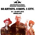 RBMA Weekender comes to Joburg