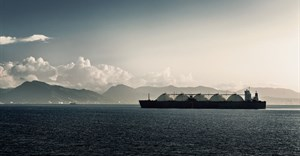 LNG carrier © Altin Osmanaj