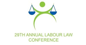 #UnemploymentMustFall at Annual Labour Law Conference