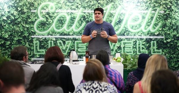 Meet the chefs at the new Good Food & Wine Show