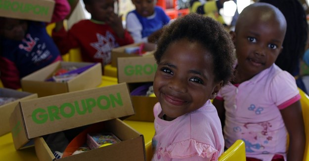 #MandelaMonth: Groupon harnesses the power of group buying to do good