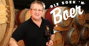#BizSoeknBoer: Meet Vergelegen winemaker André Van Rensburg