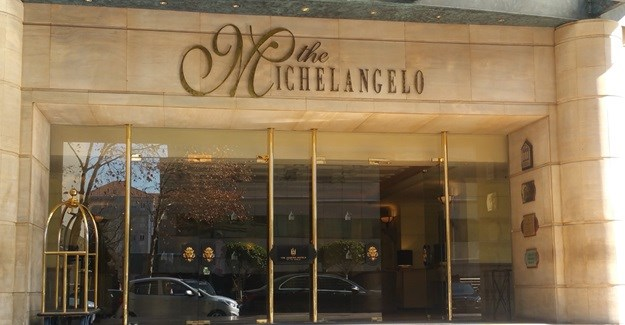 Magic moments at the Michelangelo Hotel