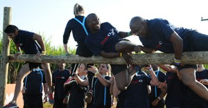 Corporate Participants get the full package at the IMPI Challenge Obstacle Trail Run.