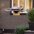 Amazon delivery via Prime Air drone.
