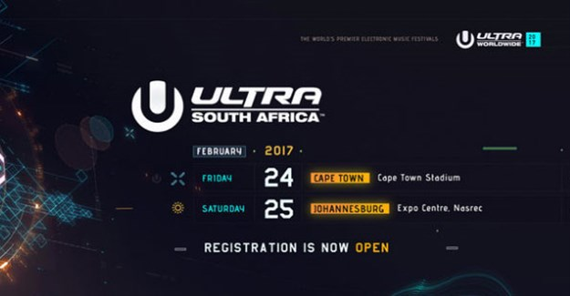 Ultra South Africa returns in 2017