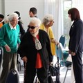 Radisson Blu Le Vendome Hotel visits elderly for Mandela Day