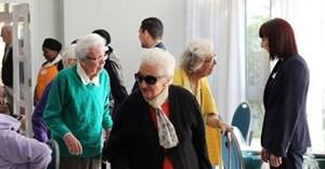 Radisson Blu Le Vendome Hotel visits elderly for Mandela Day