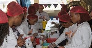 SA Express joins global effort to eradicate hunger for Mandela Day