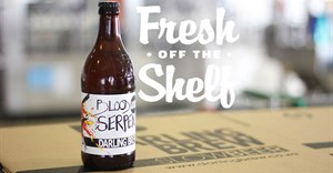 #FreshOffTheShelf: Blood Serpent, Africa's first carbon neutral beer