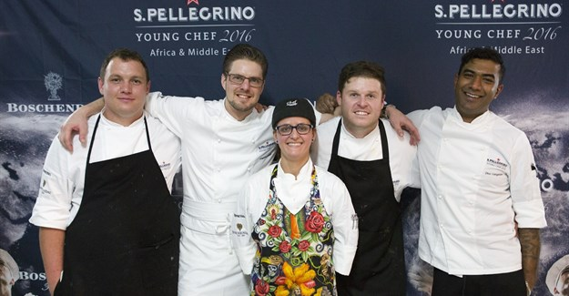 S.Pellegrino Young Chef 2016 announces regional winner
