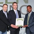 Growthpoint's green leader wins GBCSA Chairman's Award