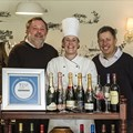 From the left: Royal St. Andrews general manager Wessel Benson, executive head chef Debby van Wyk and senior assistant food and beverage manager Robin Hyde.