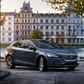 Sporty glam for Volvo V40