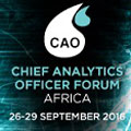 Data analytics experts tackle how to harness the power of analytics in South Africa this September