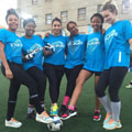 Totalsports and Fives Futbol team up for Women's Month