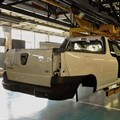 Nissan manufacturing plant. Picture: