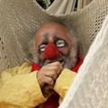 Slava the clown comes to Cape Town