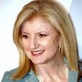 Huffington Post founder leaves for wellness startup