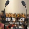 Pravin Gordhan to face RW Johnson at the 'Rumble in the Urban Jungle'