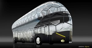 Petersburg design studio develops transparent city bus for FIFA World Cup