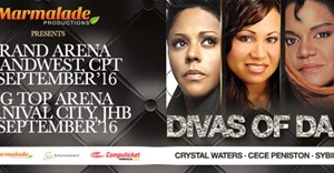 90s dance divas take to the stage in SA