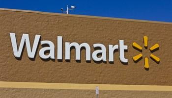 Wal-Mart shares jump as US stocks flat