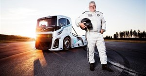 The Iron Knight has beat two world speed records