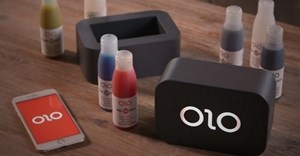 OLO turns smartphones into portable 3D printers